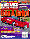Muscle Mustangs & Fast Fords Magazine - AutomotiveUS magazine subscriptions