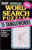 Dell Official Word Search Puzzles Magazine - Puzzles and GamesUS magazine subscriptions