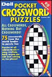 Pocket Crossword Puzzles Magazine
