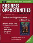 Business Opportunities Handbook Magazine Subscription