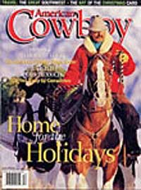 American Cowboy magazine subscription