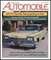 Collectible Automobile Magazine - AutomotiveUS magazine subscriptions