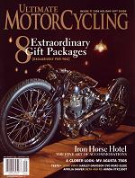 Ultimate Motorcycling Magazine - AutomotiveUS magazine subscriptions