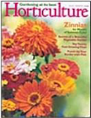 Horticulture magazine subscription