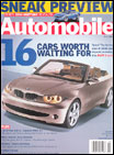 Automobile Magazine - Automotive