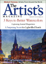 Artists Magazine Subscription