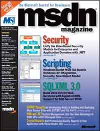 Microsoft Systems Journal Magazine