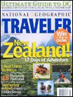 National Geographic Traveler Magazine