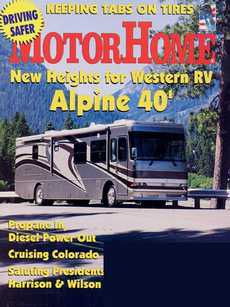 Motorhome Magazine - AutomotiveUS magazine subscriptions