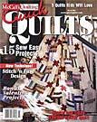 Quick Quilts Magazine