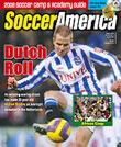 Soccer America Magazine - SportsUS magazine subscriptions