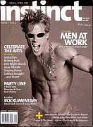 Instinct Magazine - Gay and LesbianUS magazine subscriptions