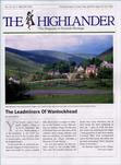 Highlander, The Magazine Subscription