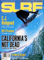 Transworld Surf Magazine