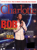 Charlotte Magazine - Local and Regional