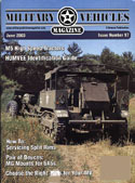 Military Vehicles magazine subscription