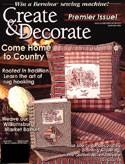 Create & Decorate magazine subscription