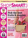 Shop Smart Magazine (1/2 year) Magazine - Food and GourmetUS magazine subscriptions