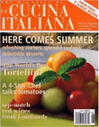 La Cucina Italiana Magazine - Food and GourmetUS magazine subscriptions