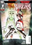 Gotham City Sirens Magazine