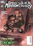Green Arrow/Black Canary magazine subscription