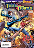 Teen Titans Magazine