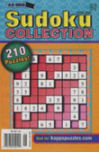 Blue Ribbon Sudoku Collection Magazine