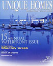 Unique Homes magazine subscription