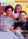 Black Enterprise magazine subscription