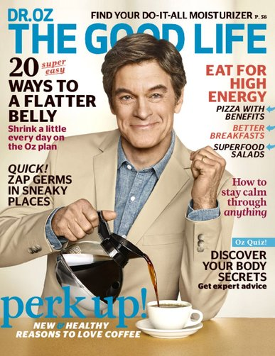 Dr Oz The Good Life Magazine Subscription