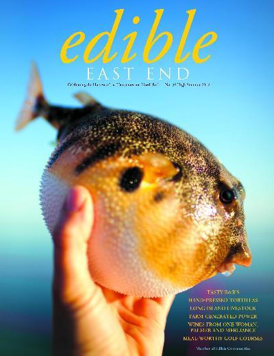 Edible East End Magazine Subscription
