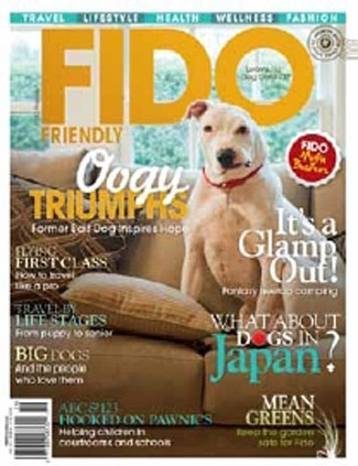 Fido Friendly Magazine - Pets and AnimalsUS magazine subscriptions