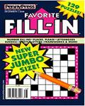 Favorite Fill-In Magazine