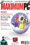 Maximum PC (No CD) Magazine - Computer and InternetUS magazine subscriptions