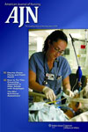 American Journal of Nursing Magazine - Medical