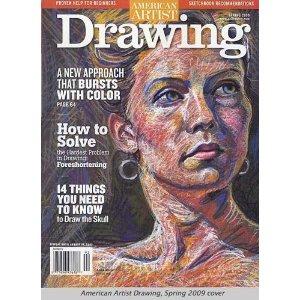 American Artist Drawing Magazine