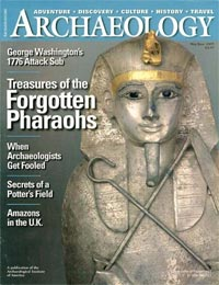Archaeology Magazine - HistoryUS magazine subscriptions