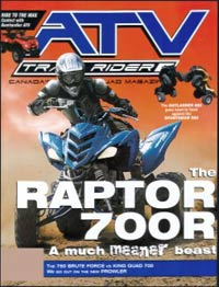 ATV Rider Magazine - Outdoors and Recreation