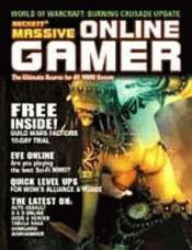 Beckett Massive Online Gamer Magazine