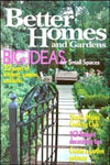 Better Homes & Garden Magazine - Home and Garden