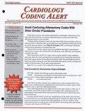 Cardiology Coding Alert Magazine