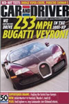 Car and Driver Magazine - AutomotiveUS magazine subscriptions