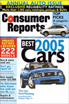 Consumer Reports (w/ Buying Guide) Magazine - Electronics and Audio