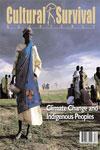 Cultural Survival Quarterly Magazine Subscription