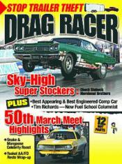 Drag Racer Magazine - AutomotiveUS magazine subscriptions