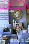 Elle Decor Magazine - Woman's Interest