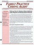 Family Practice Coding Alert Magazine