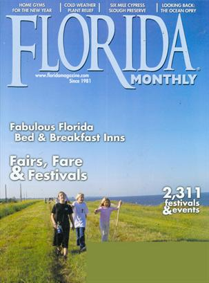 Florida Monthly Magazine