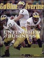 Go Blue Wolverine Magazine