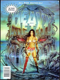 Heavy Metal Magazine - Music and Instruments